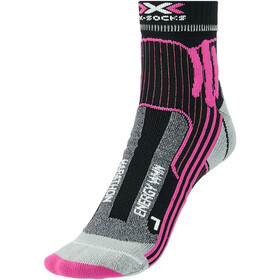 X-Socks Marathon Energy Calze Donna, rosa